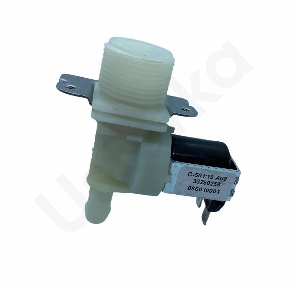 Elektrozawór 1-drożny 180° 12mm