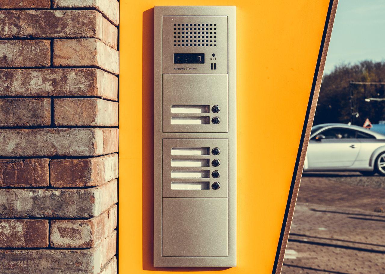 instalacja i naprawa domofonów