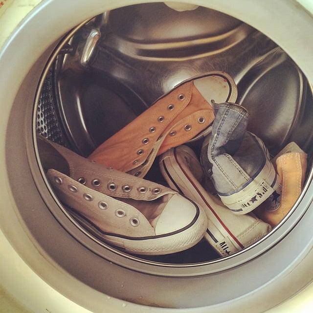 Środki zmiękczające do pralki